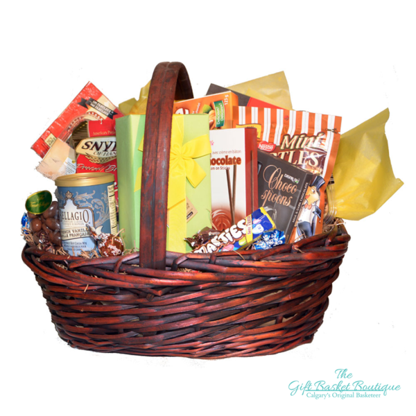 Chocolate Gift Basket Calgary