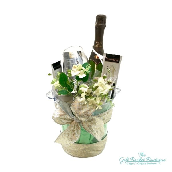 To Toast the Occasion Gift Basket Calgary Photo