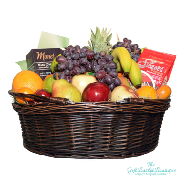 Fruit Gift Basket Calgary