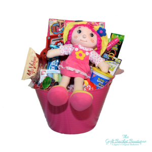 Dolly Gift Basket Calgary