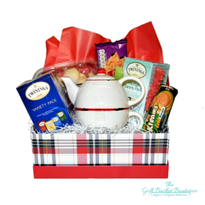 Tea Gift Basket Calgary