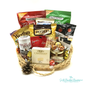 The Perfect Party Table Spread Gift Basket