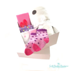 Baby Box Set Girl Gift Basket