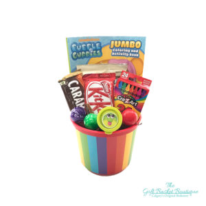 Bucket Buddy Gift Basket Calgary