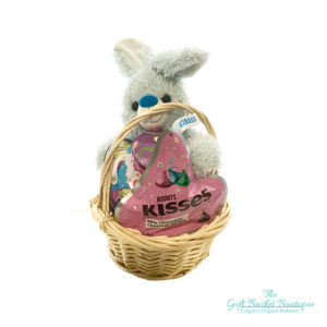 Product photo for the Easter gift basket 'Bunny Love'