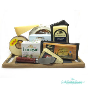 Cheese Plate Gift Basket Calgary