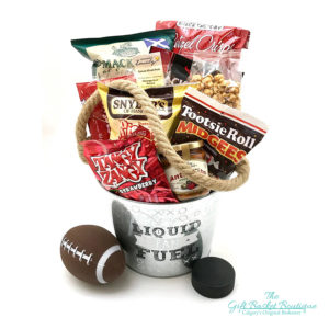 Fan Fuel gift basket Calgary