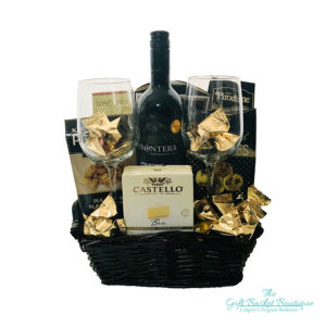 fantastic wine gift baskets Calgary