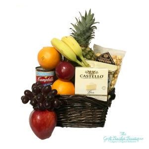 Get Well Fruit Basket Calgary