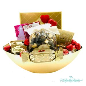 Golden Love Valentines Day Gifts