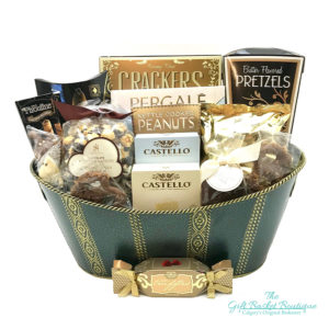 Golden Splendor Gift Basket Calgary