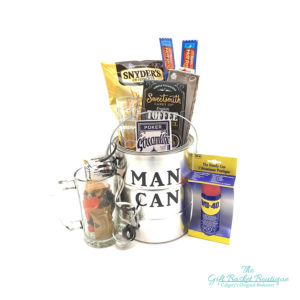 Man Can Gift Basket Calgary