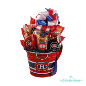 Montreal Canadiens Gift Basket Calgary
