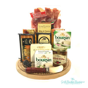 Fine Cheese Gift Basket Calgary