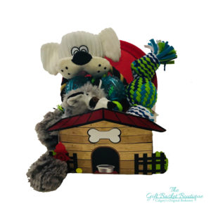 Dog Training Gift Basket Calgary