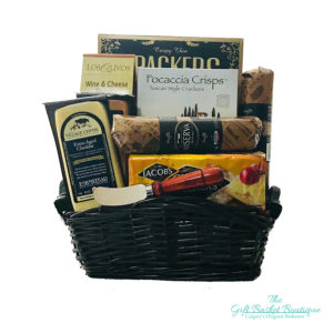 Royal Treats Gift Basket Calgary