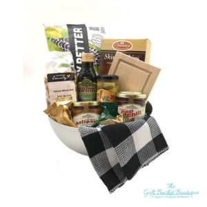 Tempting Treats Gift Basket Calgary
