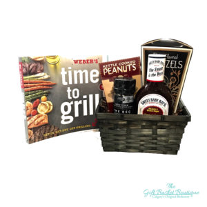 Beginners Grilling Gift Basket
