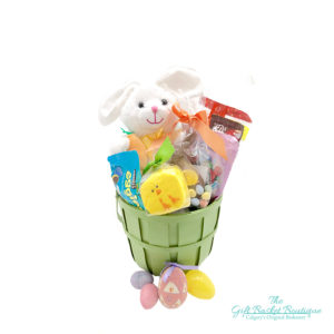 Bunny Bucket Easter Gift