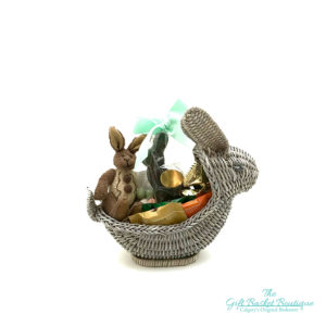 Bunny Buddy Easter Gift Basket