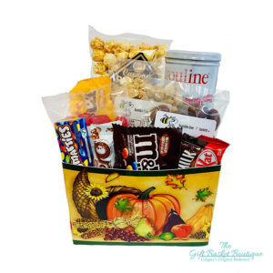harvest snacks gift basket