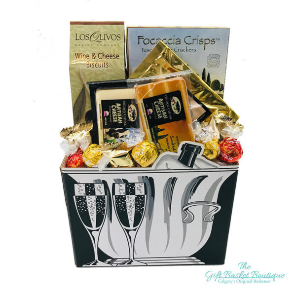 a toast gift basket