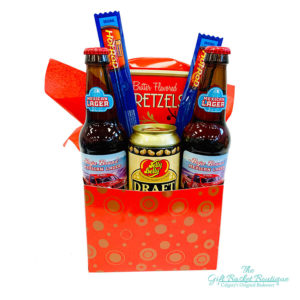 beer mine gift basket