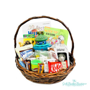 toys on the go gift basket