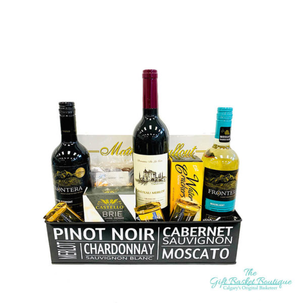 wine time gift box